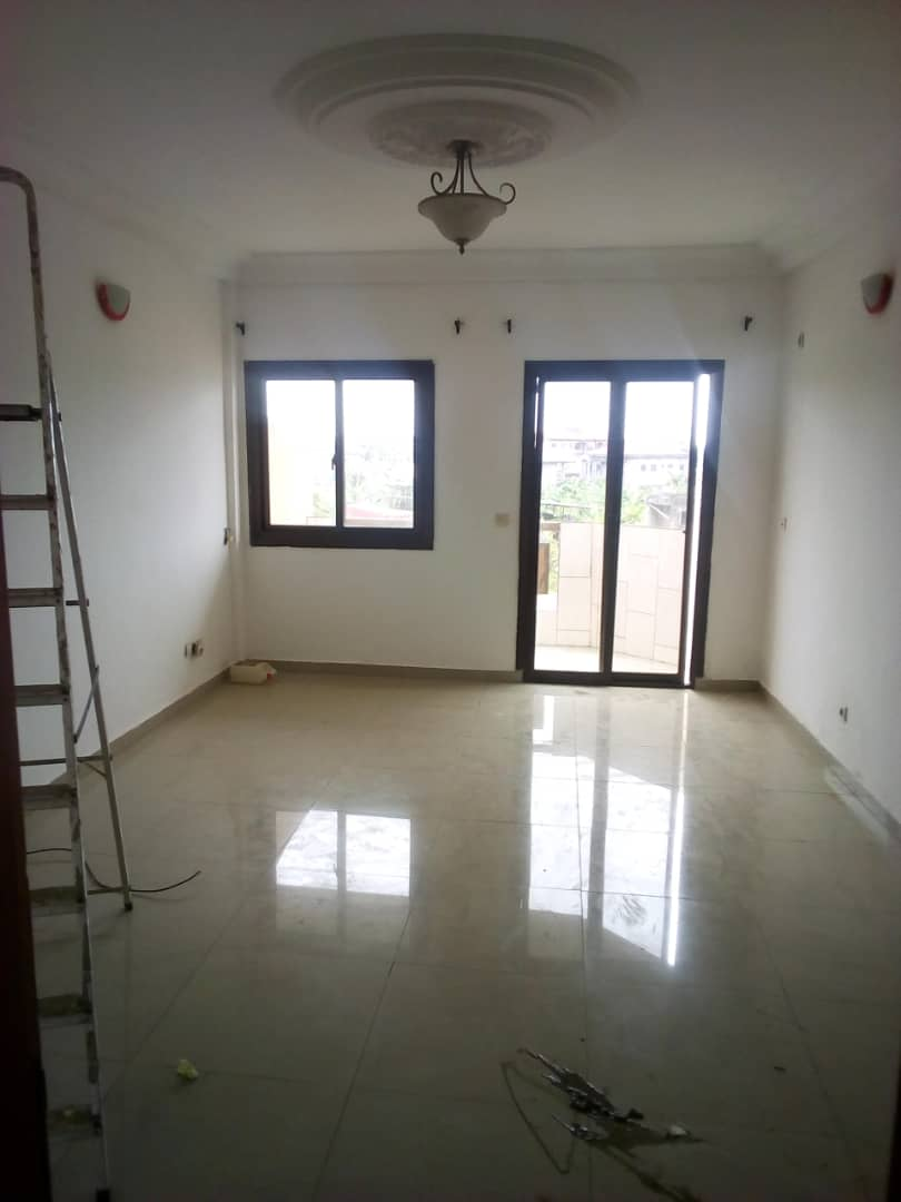 Apartment to rent - Douala, Kotto, Ver résidence kotto - 1 living room(s), 1 bedroom(s), 1 bathroom(s) - 80 000 FCFA / month