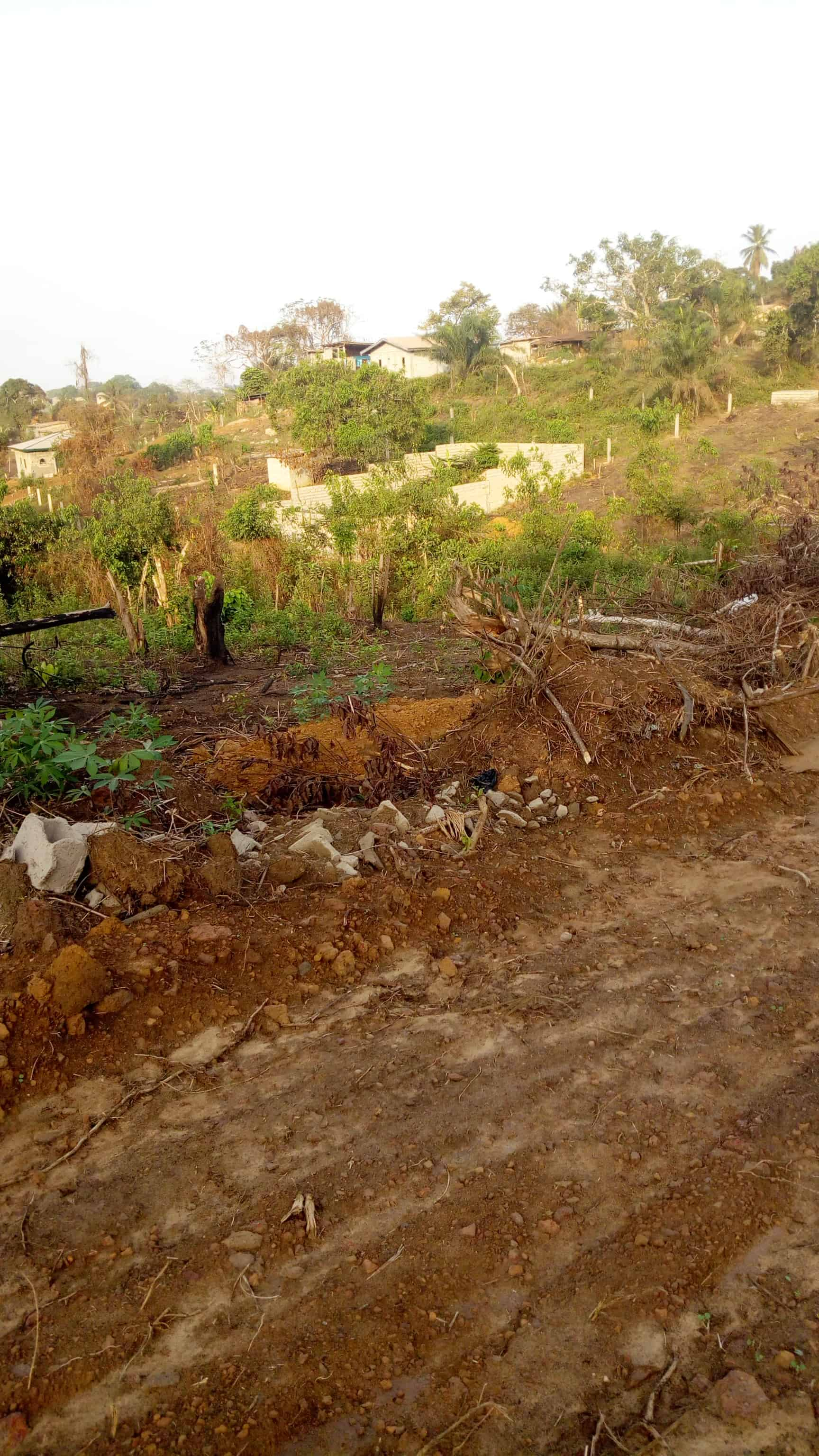 Land for sale at Douala, Bassa, Pk21 - 250 m2 - 20 000 000 FCFA