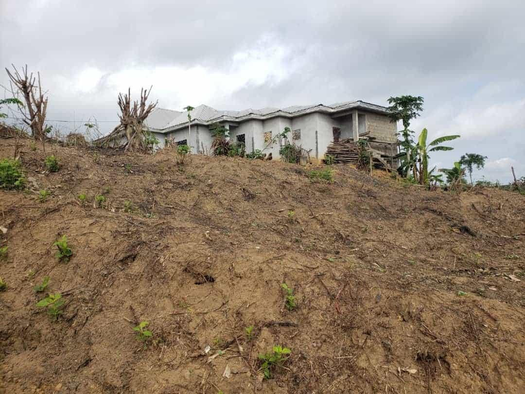 Land for sale at Douala, Bassa, Lendi quartier général - 750 m2 - 7 000 000 FCFA
