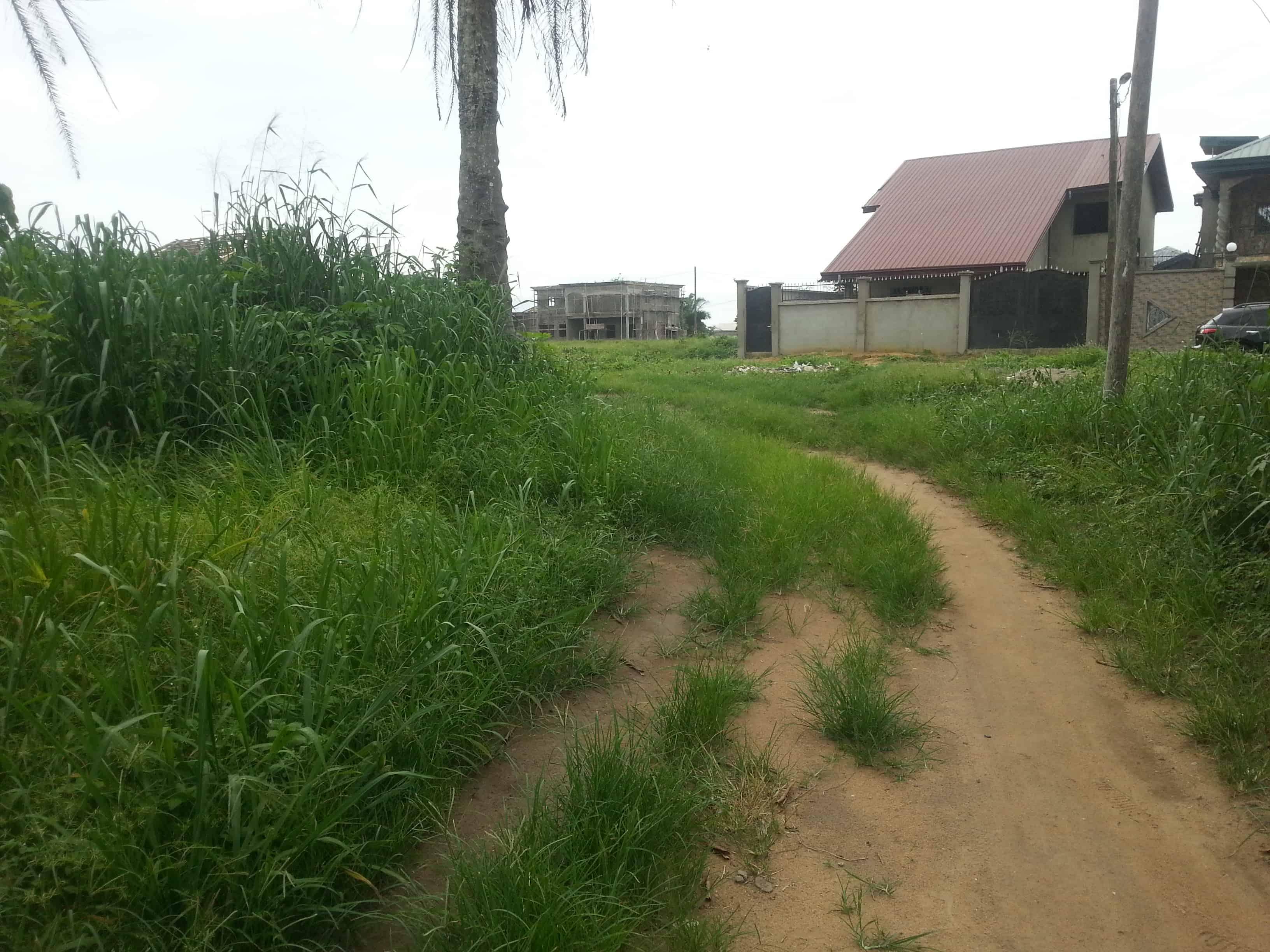 Land for sale at Douala, Japoma, Beach - 1000 m2 - 14 000 000 FCFA