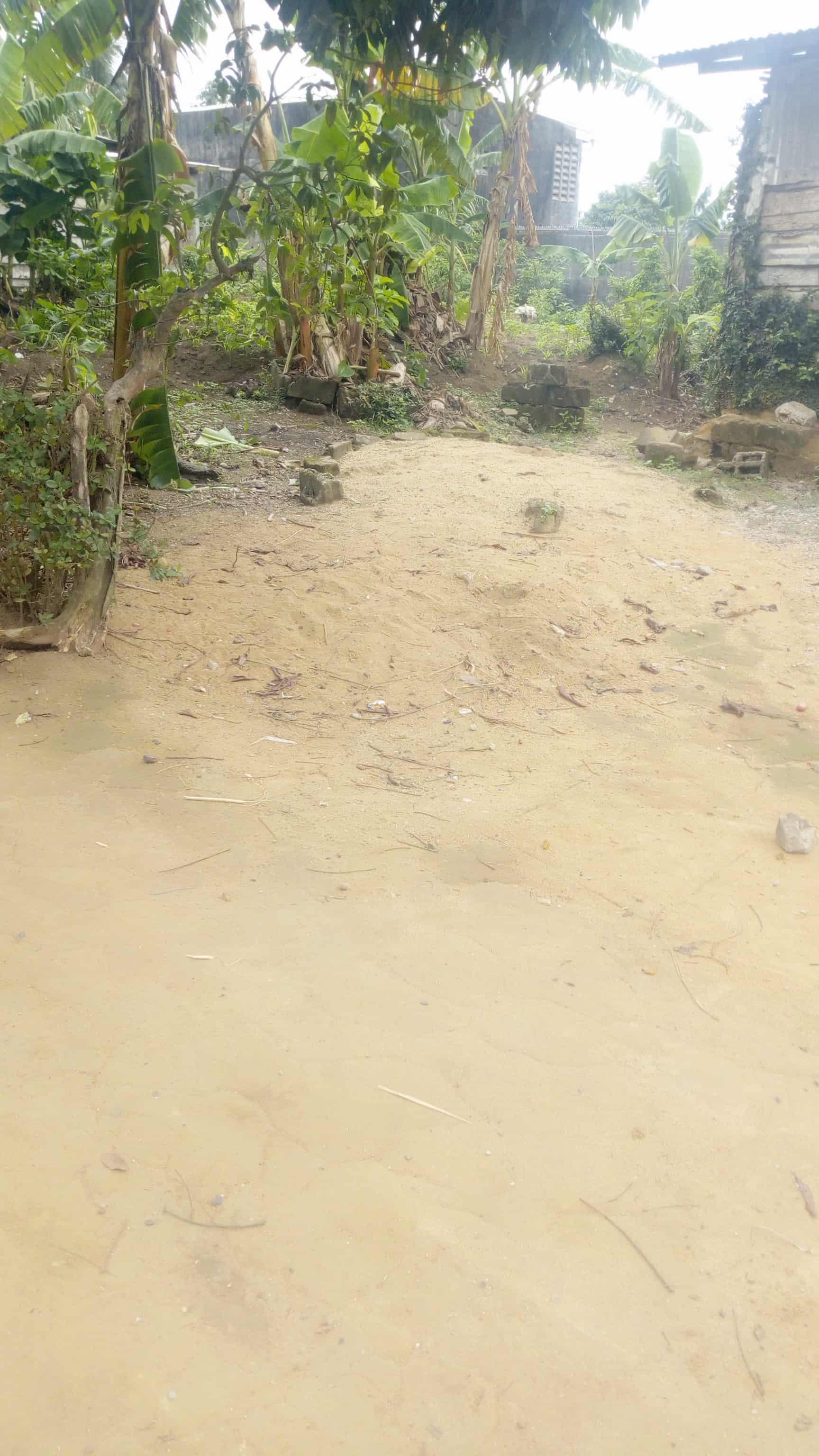 Land for sale at Douala, PK 19, Pk19 - 1000 m2 - 50 000 000 FCFA