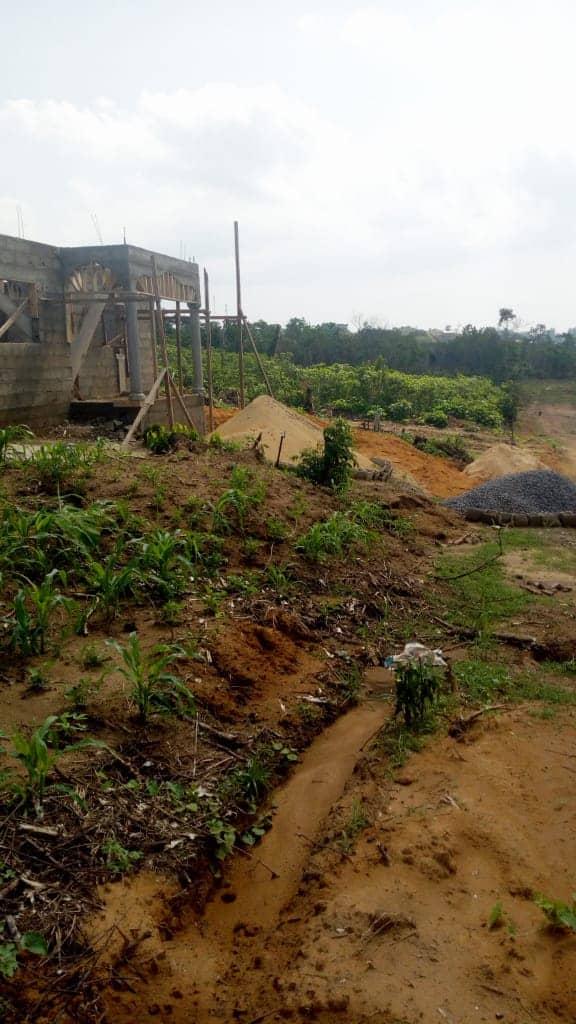 Land for sale at Douala, PK 21, pk21 - 2000 m2 - 24 000 000 FCFA