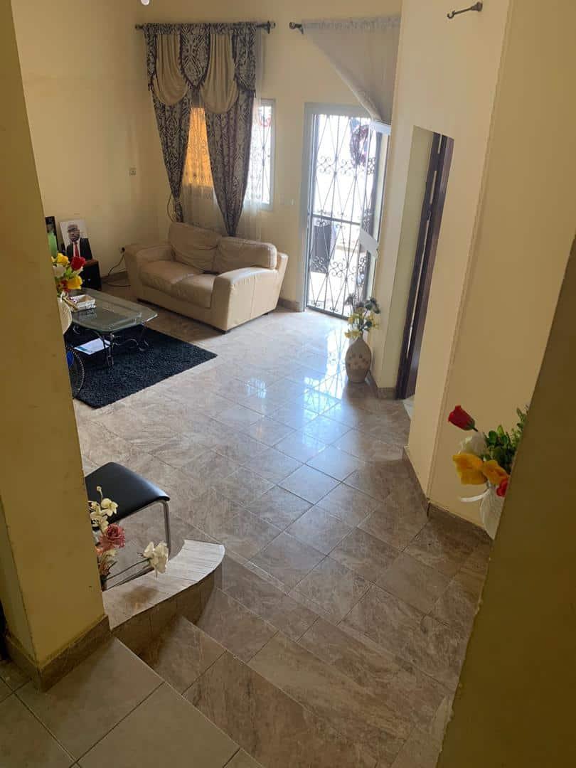 House (Villa) to rent - Douala, Malangue, Malan - 3 living room(s), 3 bedroom(s), 3 bathroom(s) - 200 000 FCFA / month