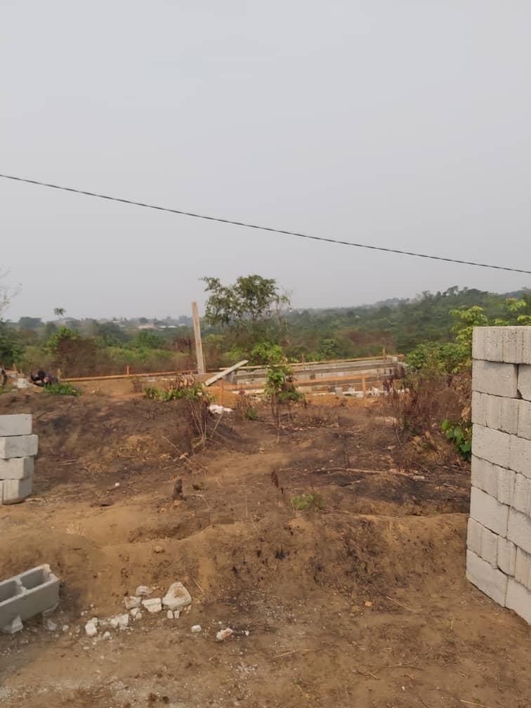 Land for sale at Douala, Lendi, Quartier général - 2000 m2 - 50 000 000 FCFA