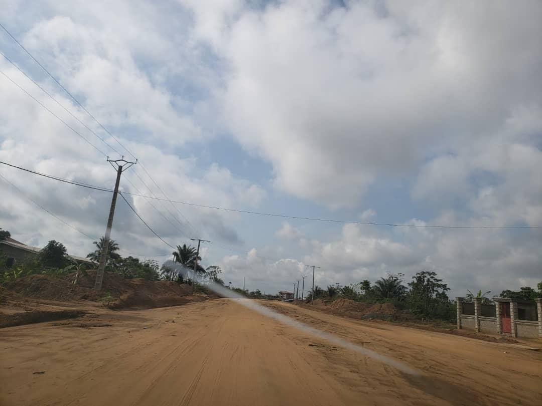 Land for sale at Douala, Lendi, Limite Gombe - 300000 m2 - 50 000 000 FCFA