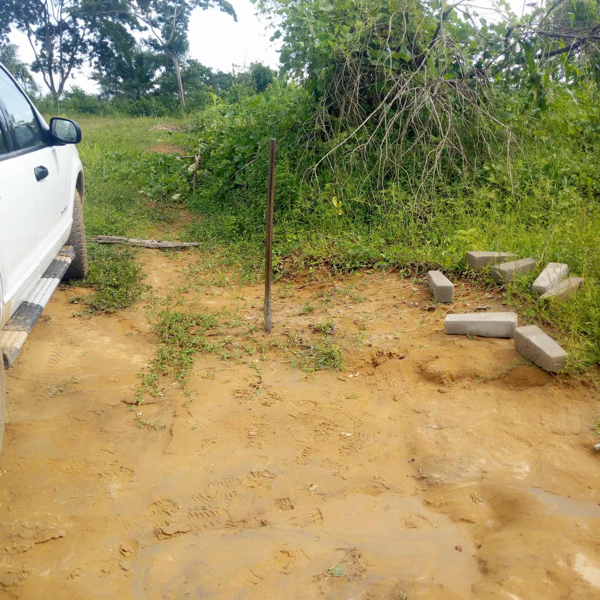 Land for sale at Douala, Bassa, Pk31 - 10000 m2 - 7 000 000 FCFA