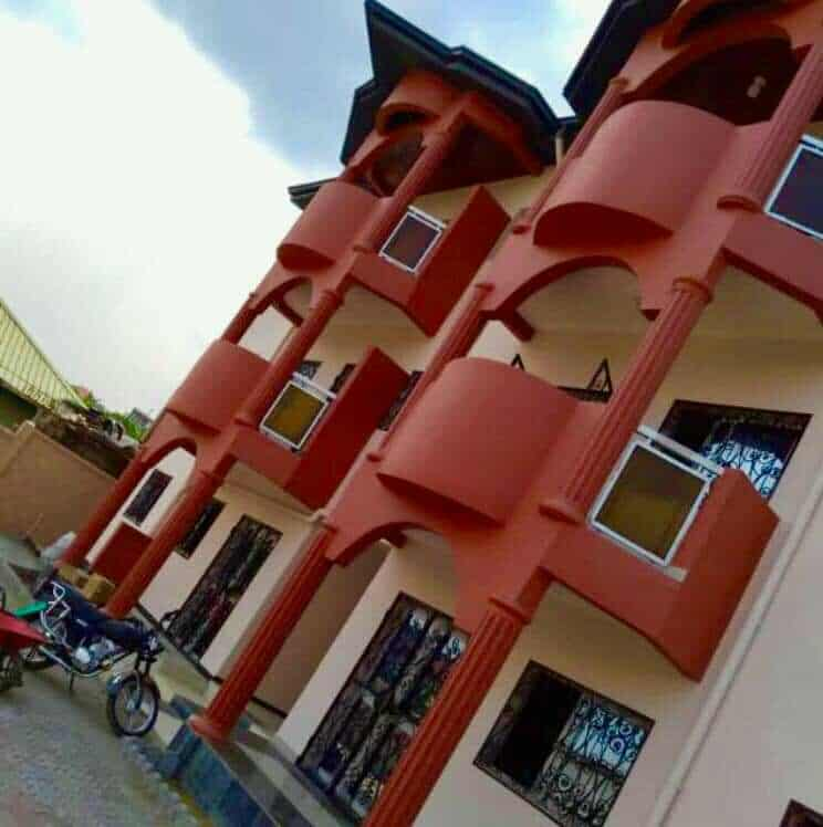 Apartment to rent - Douala, Bangue, Kotto - 1 living room(s), 2 bedroom(s), 1 bathroom(s) - 80 000 FCFA / month