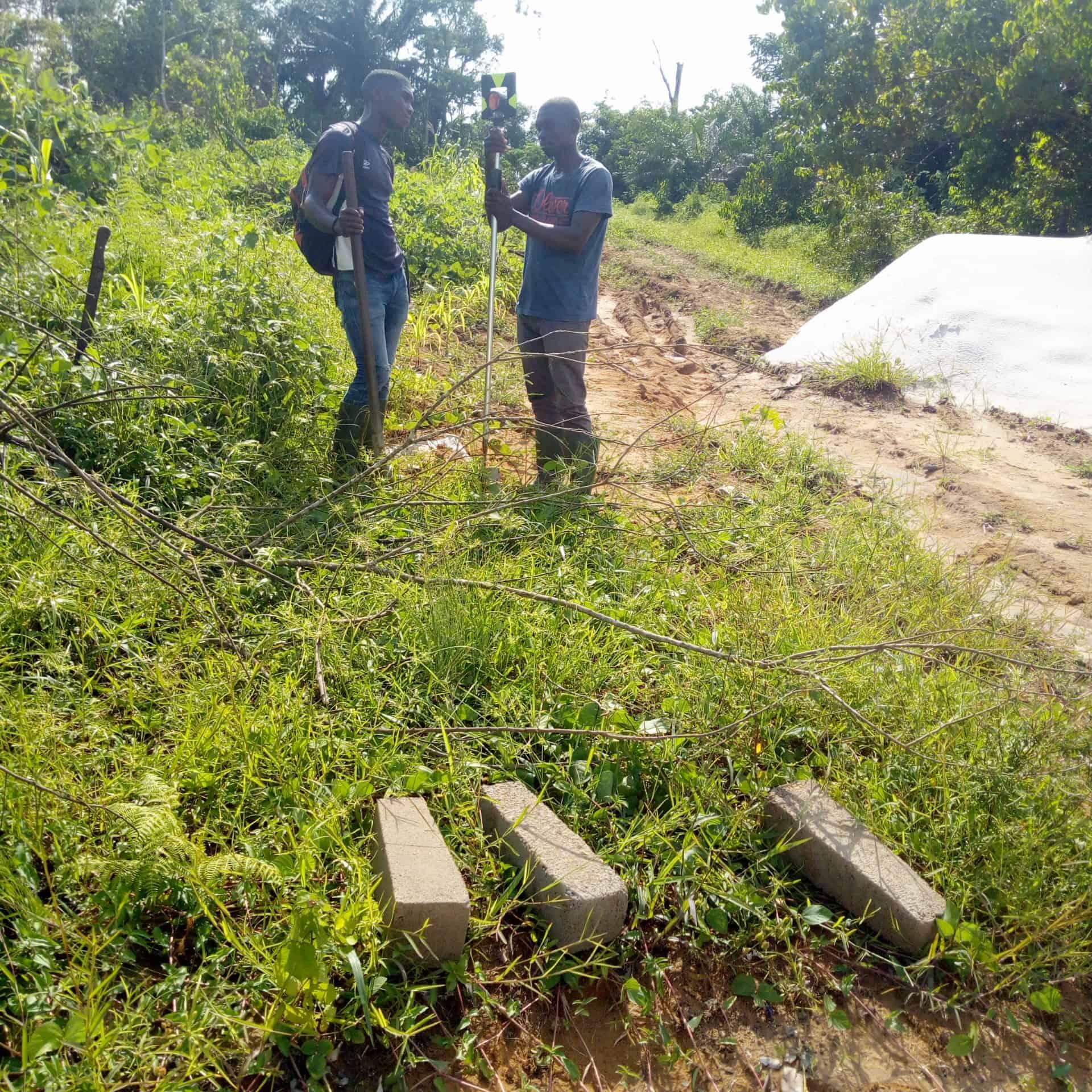 Land for sale at Douala, PK 24, A la barrière de pk24 - 2000 m2 - 50 000 000 FCFA