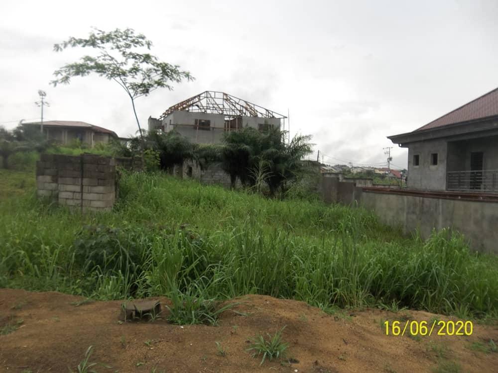 Land for sale at Douala, Yassa, Cité Chirac - 355 m2 - 22 000 000 FCFA