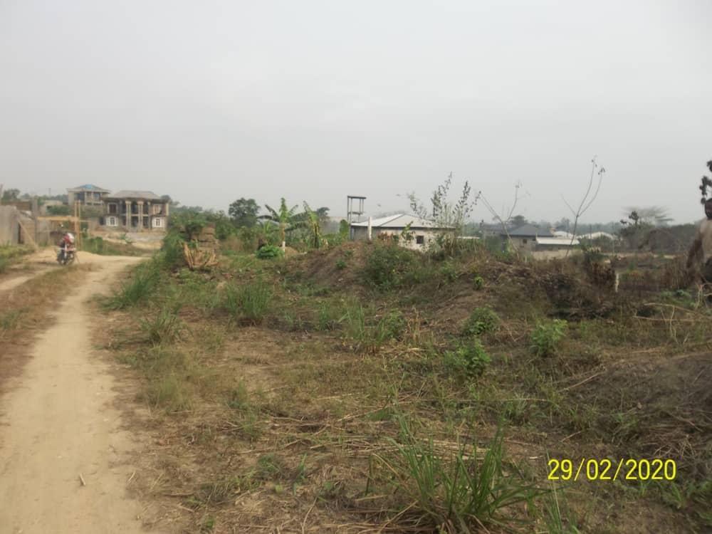 Land for sale at Douala, Japoma, derrière STADE Omnisport - 600 m2 - 1 600 000 FCFA
