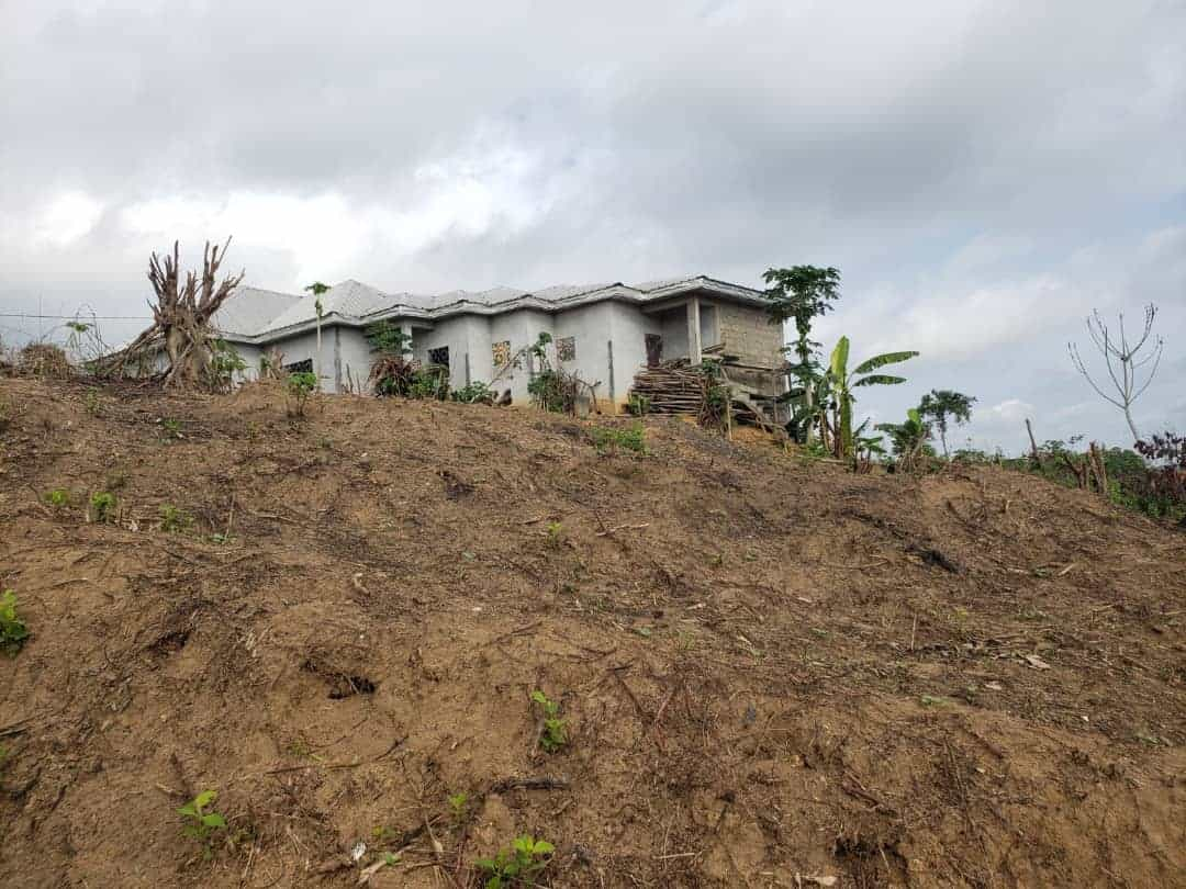 Land for sale at Douala, Lendi, Lendi, quartier général - 500 m2 - 7 000 000 FCFA