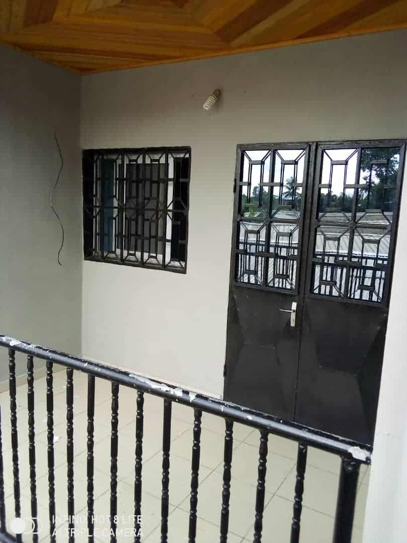 Apartment to rent - Douala, PK 14, Pk13 - 1 living room(s), 2 bedroom(s), 2 bathroom(s) - 80 000 FCFA / month