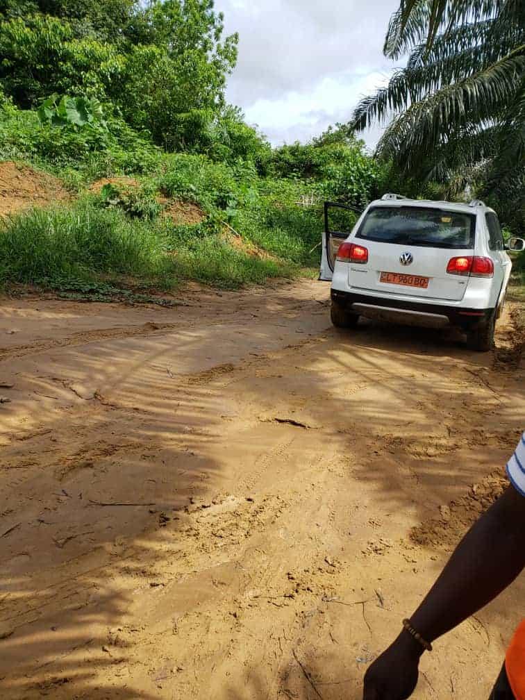 Land for sale at Douala, PK 27, Pk27 - 40000 m2 - 30 000 000 FCFA