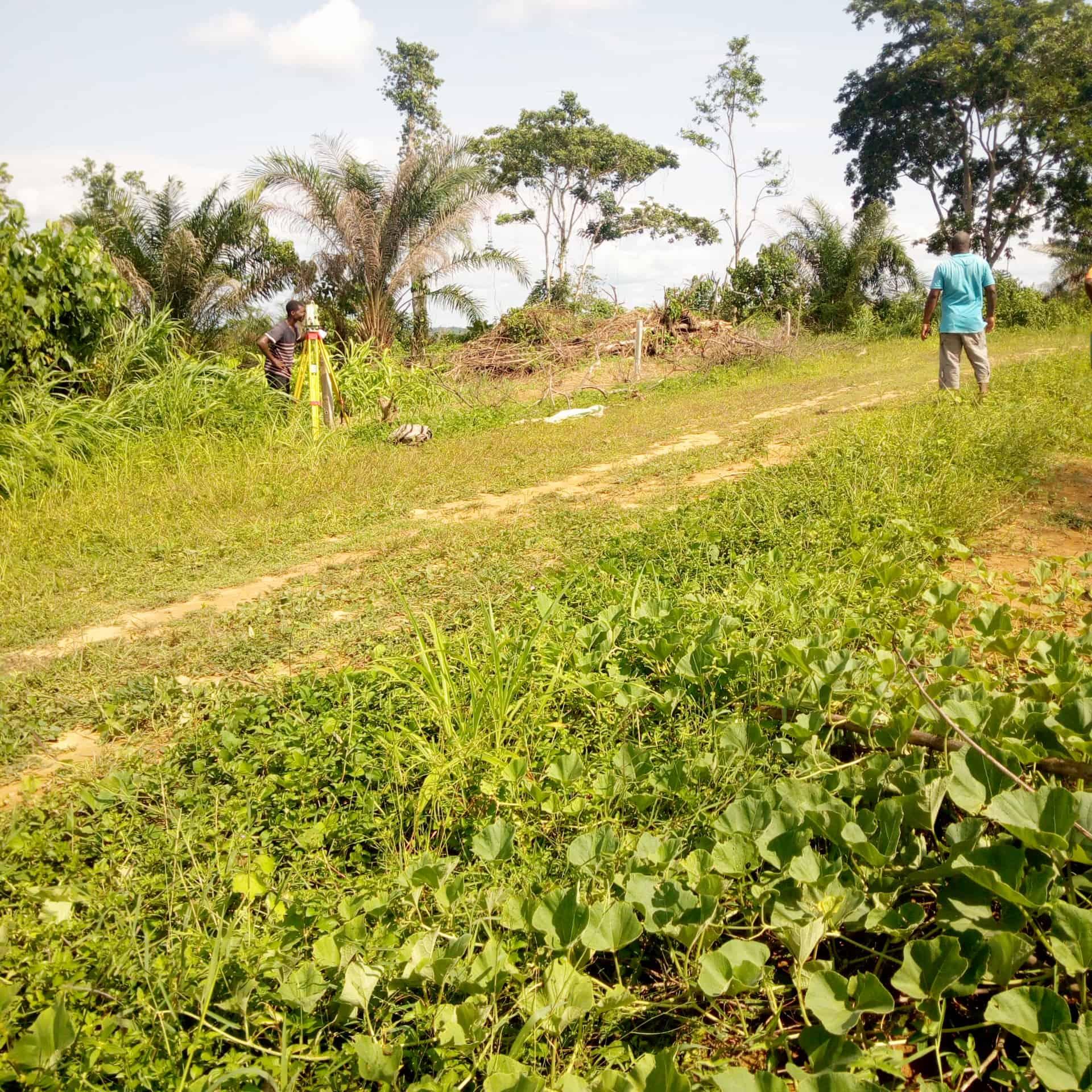 Land for sale at Douala, PK 24, Pk24 - 2000 m2 - 6 000 000 FCFA
