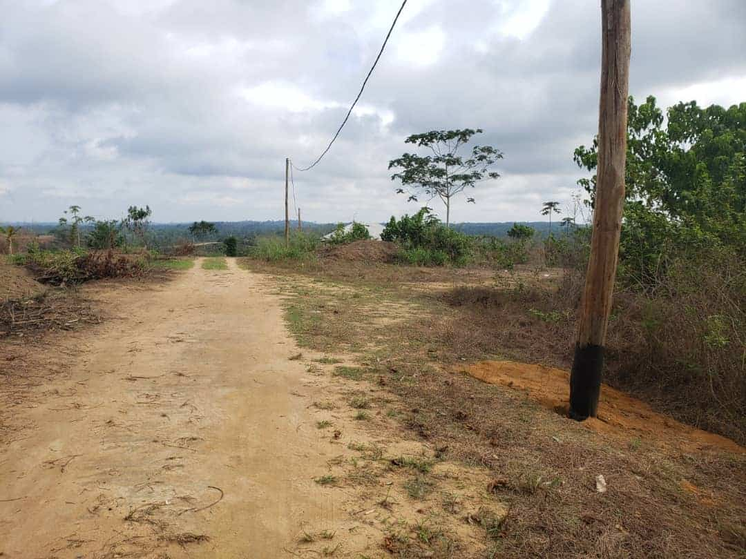 Land for sale at Douala, Lendi, Quartier général - 1000 m2 - 7 000 000 FCFA