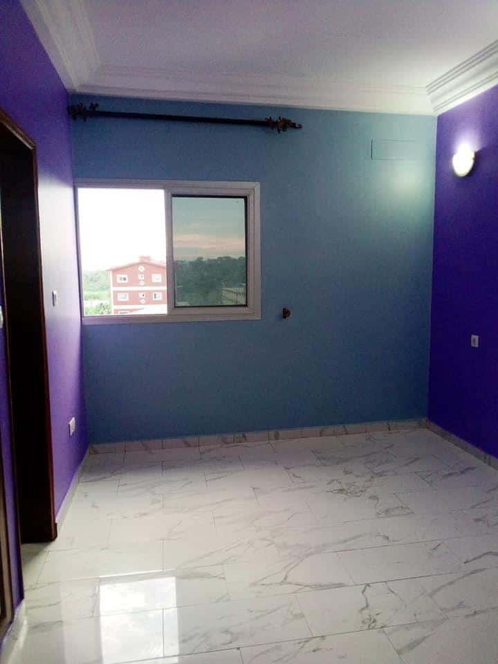 Apartment to rent - Douala, Makepe, St tropez - 1 living room(s), 2 bedroom(s), 2 bathroom(s) - 185 000 FCFA / month