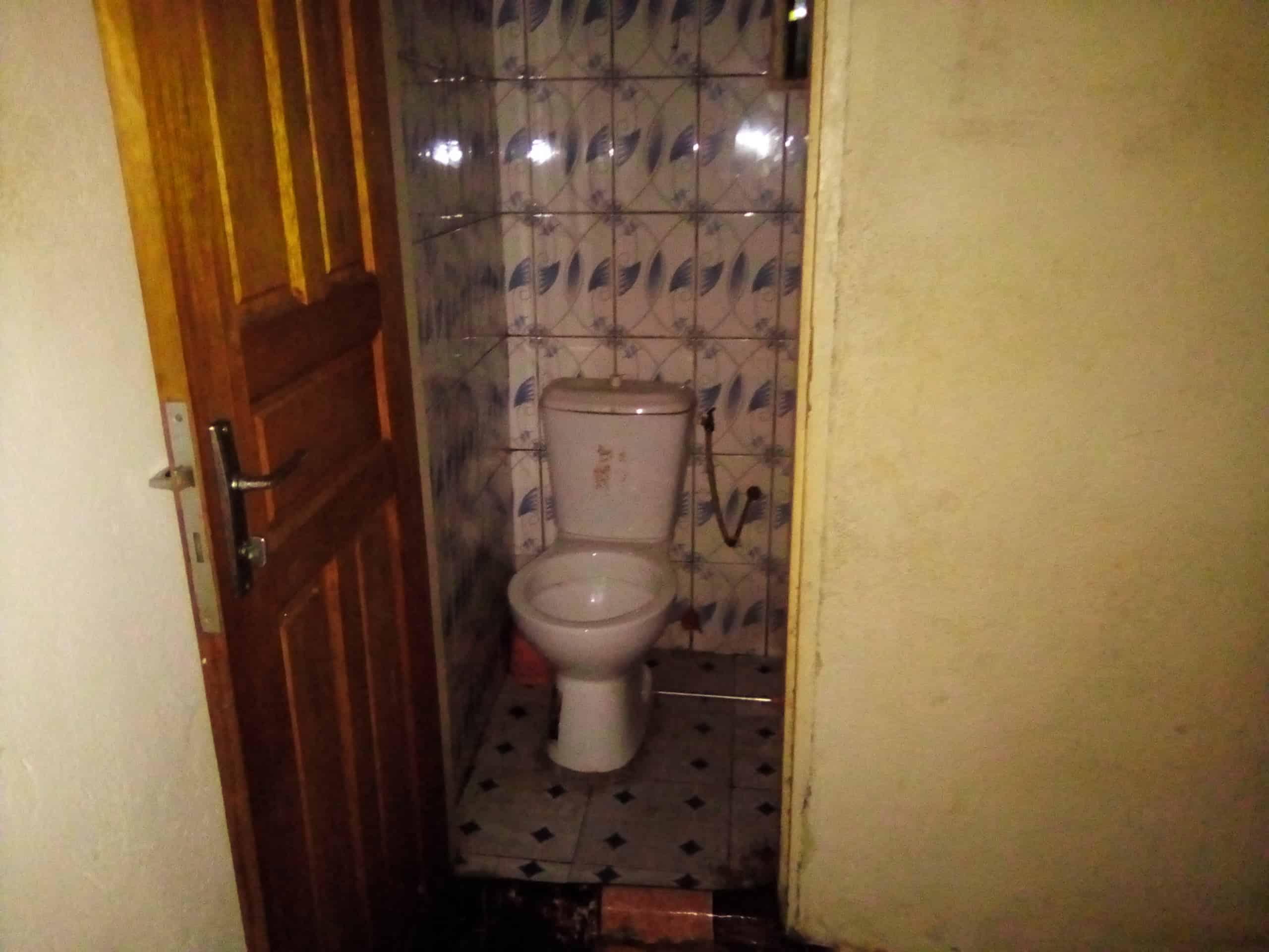 Apartment to rent - Douala, Kotto, kotto - 1 living room(s), 1 bedroom(s), 1 bathroom(s) - 35 000 FCFA / month