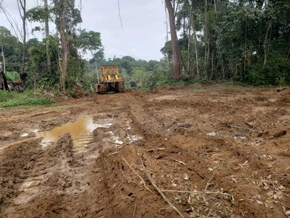 Land for sale at Douala, Bassa, Lendi - 1540000 m2 - 125 000 000 FCFA