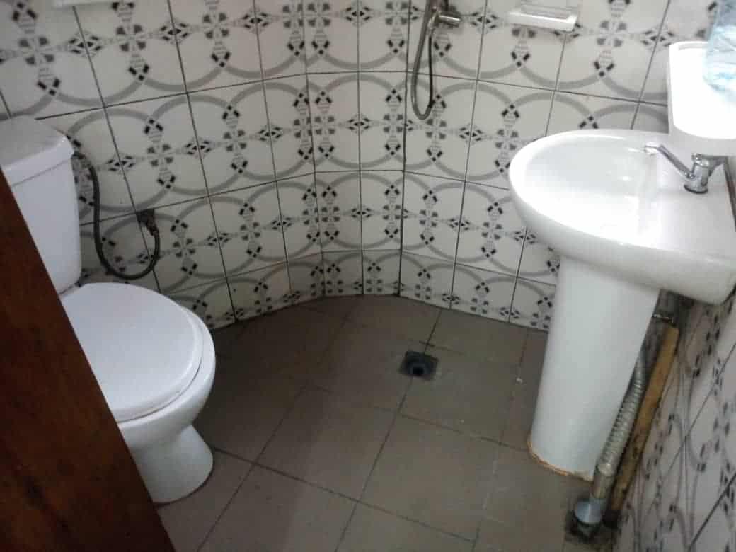 Apartment to rent - Douala, Makepe, Ver desert - 1 living room(s), 1 bedroom(s), 1 bathroom(s) - 60 000 FCFA / month