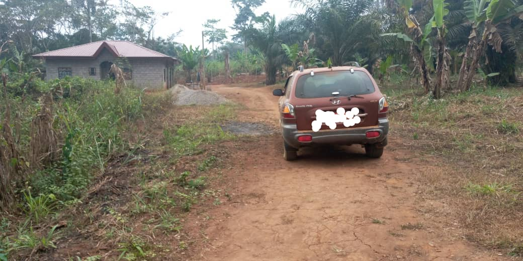 Land for sale at Yaoundé, Afanoyoa III, Après le pont - 2951 m2 - 39 838 500 FCFA