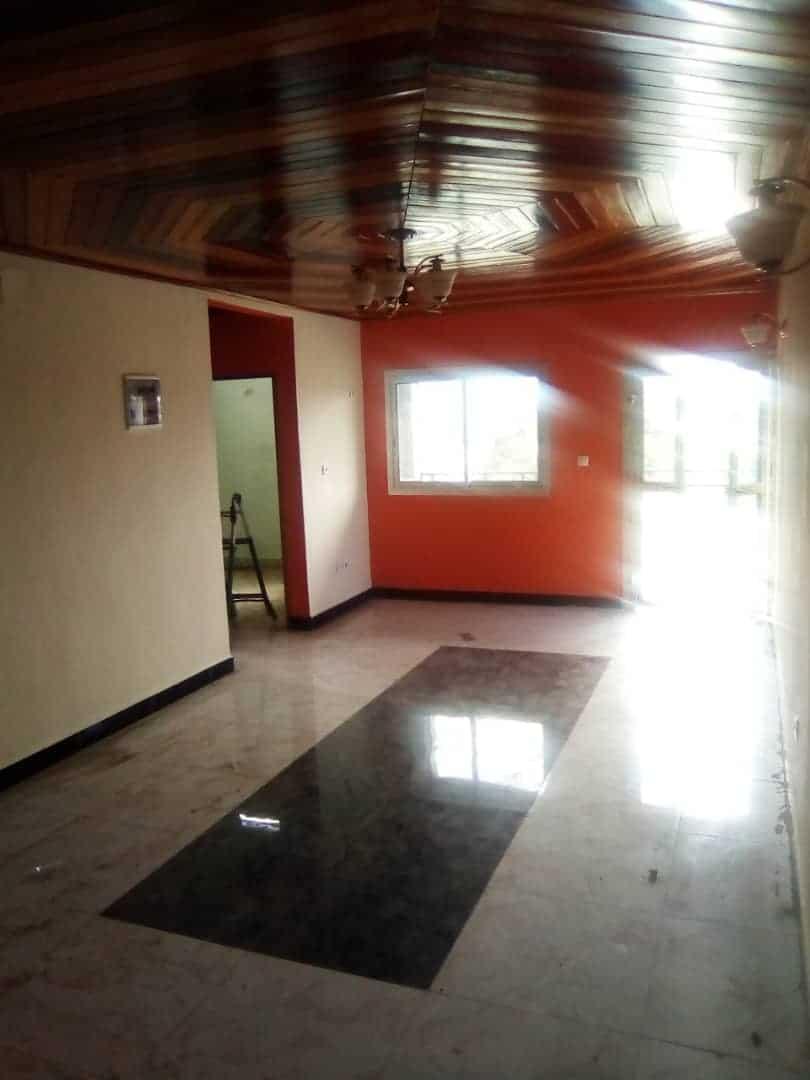 Apartment to rent - Douala, Bangue, Kotto - 1 living room(s), 2 bedroom(s), 2 bathroom(s) - 150 000 FCFA / month