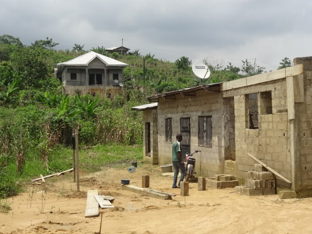 Land for sale at Douala, Lendi, Bonabéyikè (Après la ferme) - 3000 m2 - 10 000 000 FCFA