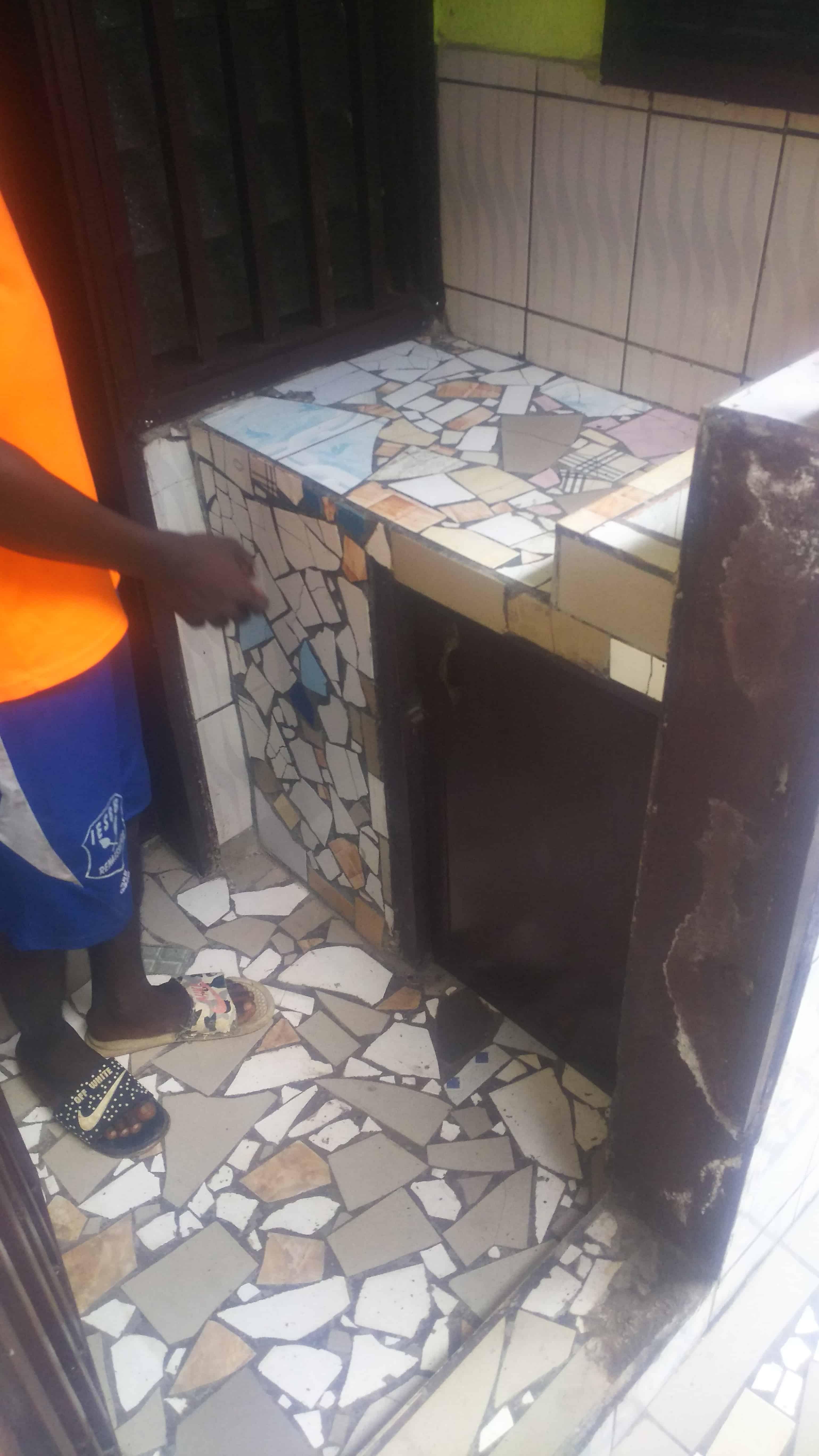 Studio to rent - Douala, Cité SIC, Ange Raphaël, sic cacao - 35 000 FCFA / month