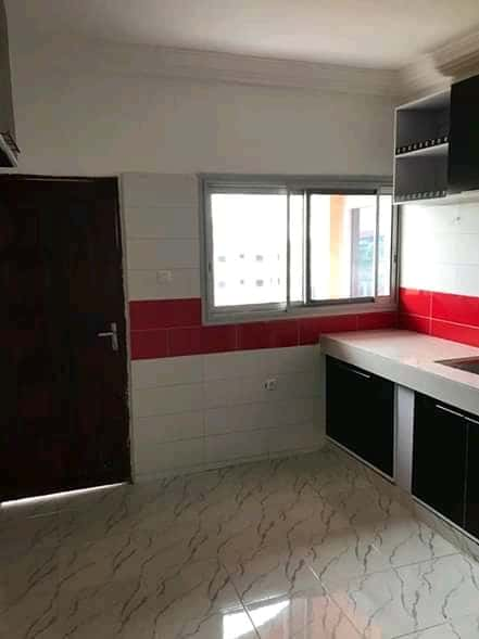 Apartment to rent - Douala, Yassa, Ver la total - 1 living room(s), 2 bedroom(s), 2 bathroom(s) - 120 000 FCFA / month