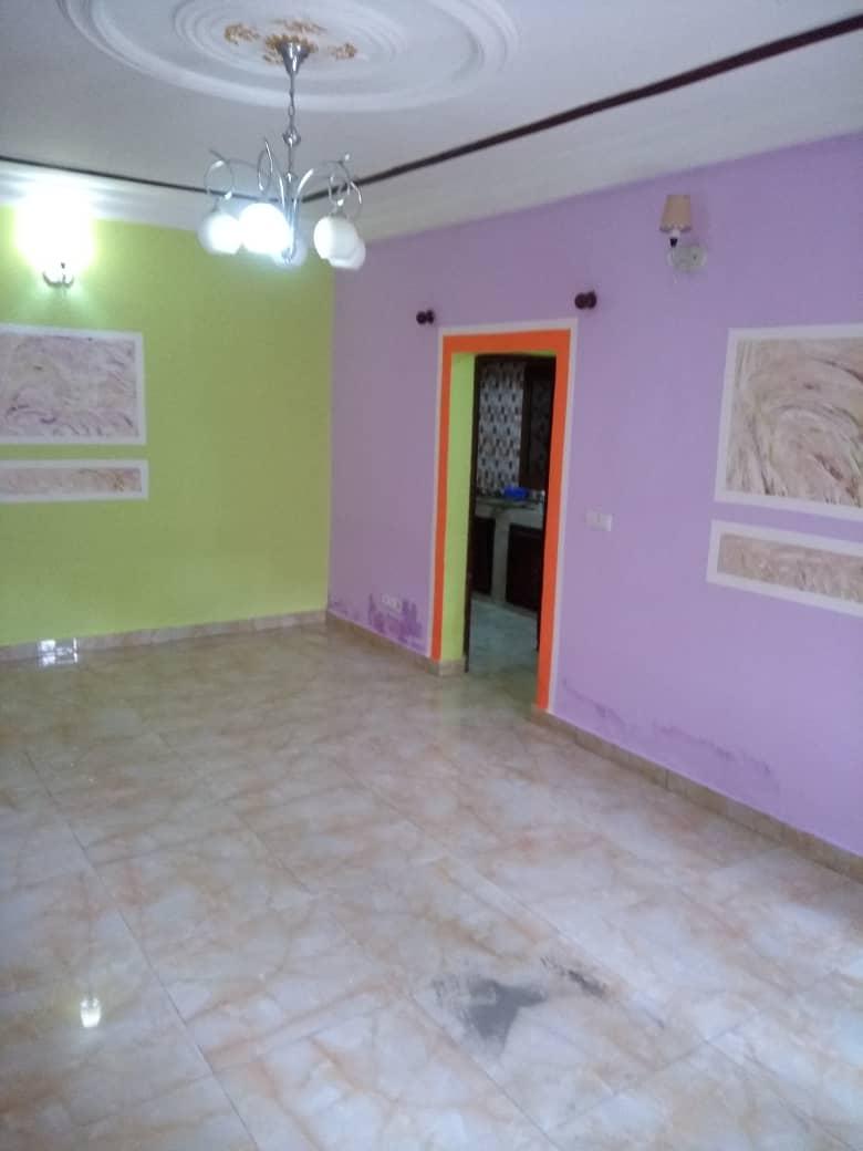 Apartment to rent - Douala, Bangue, Kotto - 1 living room(s), 1 bedroom(s), 1 bathroom(s) - 100 000 FCFA / month