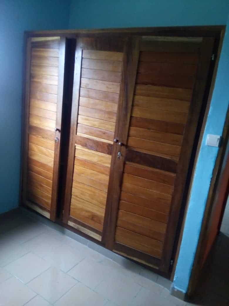 Apartment to rent - Douala, Kotto, Ver oasis - 1 living room(s), 2 bedroom(s), 1 bathroom(s) - 80 000 FCFA / month
