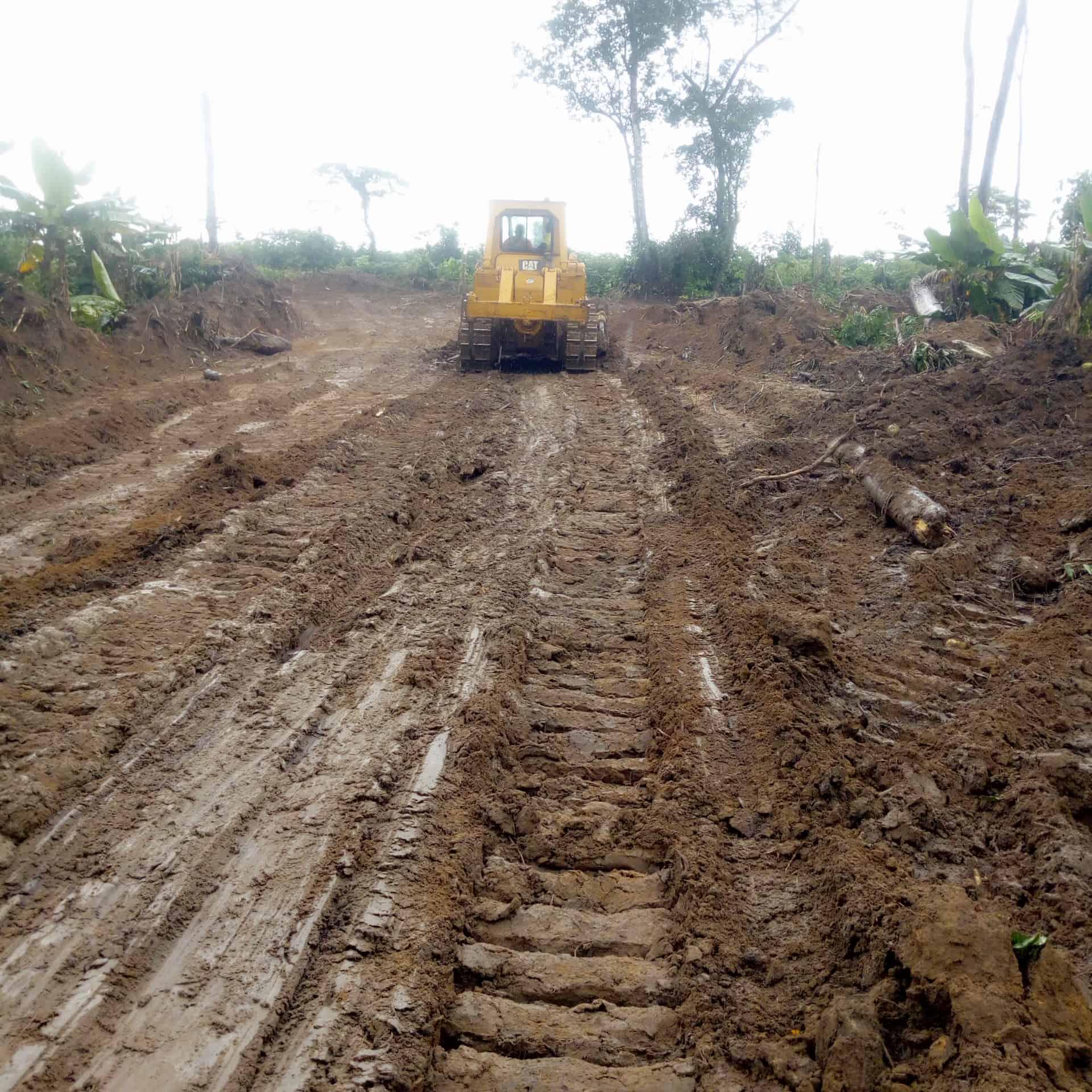 Land for sale at Douala, PK 27, Pk27 - 15000 m2 - 6 000 000 FCFA