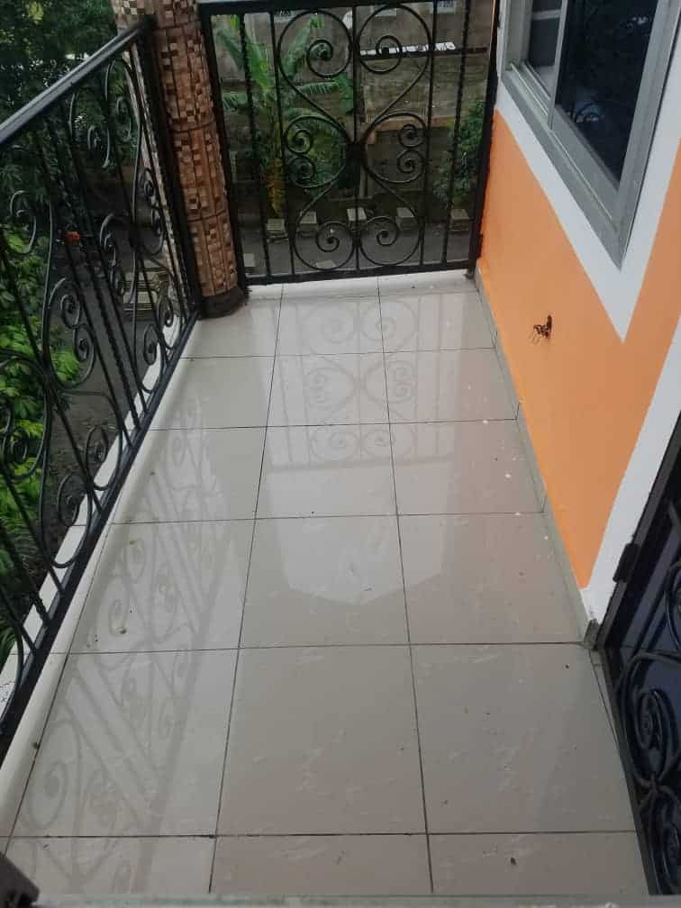 Apartment to rent - Douala, Logbessou I, Ver carrefour logbessou - 1 living room(s), 1 bedroom(s), 1 bathroom(s) - 60 000 FCFA / month