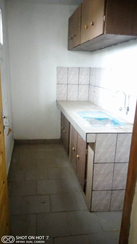 Apartment to rent - Douala, PK 14, C'est a pk13 - 1 living room(s), 2 bedroom(s), 2 bathroom(s) - 80 000 FCFA / month