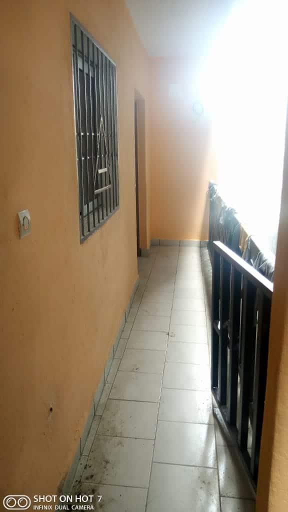 Apartment to rent - Douala, PK 14, C'est a pk13 - 1 living room(s), 2 bedroom(s), 2 bathroom(s) - 80 000 FCFA / month