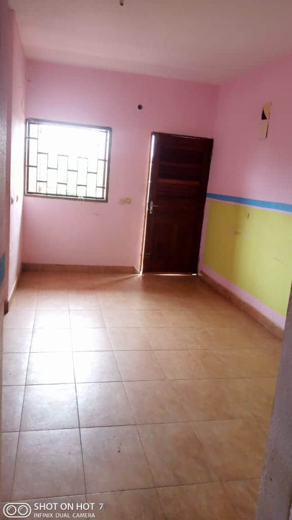 Apartment to rent - Douala, PK 14, C'est a pk13 - 1 living room(s), 2 bedroom(s), 2 bathroom(s) - 60 000 FCFA / month