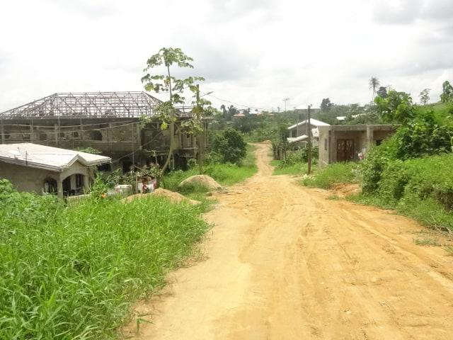 Land for sale at Douala, Lendi, Bonabéyikè (Après la ferme) - 3000 m2 - 8 500 000 FCFA