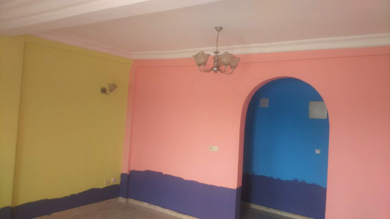 Apartment to rent - Douala, Ndoghem, Kilomètre 5 CAMRAIL - 1 living room(s), 3 bedroom(s), 2 bathroom(s) - 200 000 FCFA / month