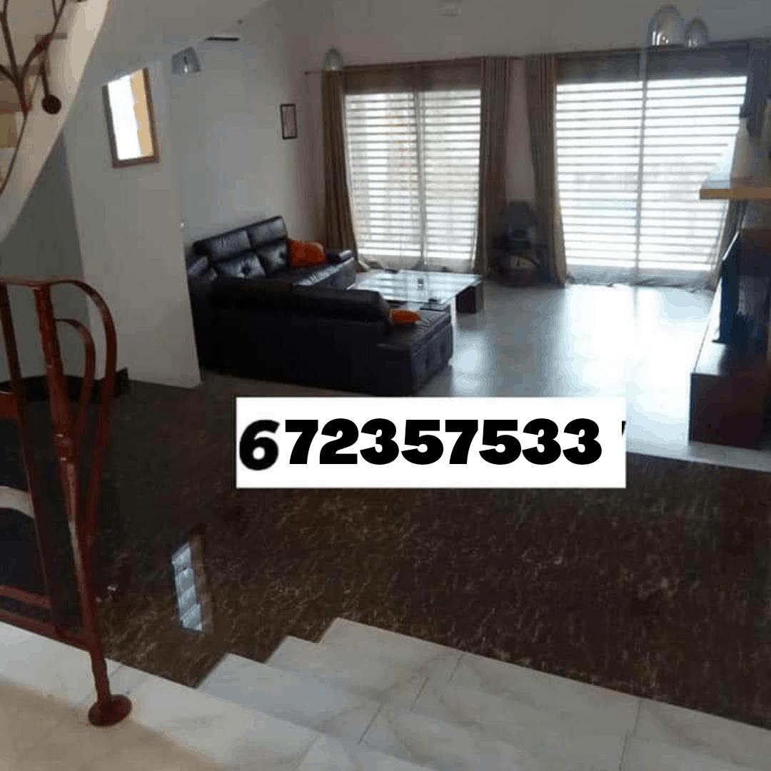House (Villa) to rent - Douala, Bonapriso, Avenue de Gaulle - 1 living room(s), 4 bedroom(s), 3 bathroom(s) - 2 500 000 FCFA / month