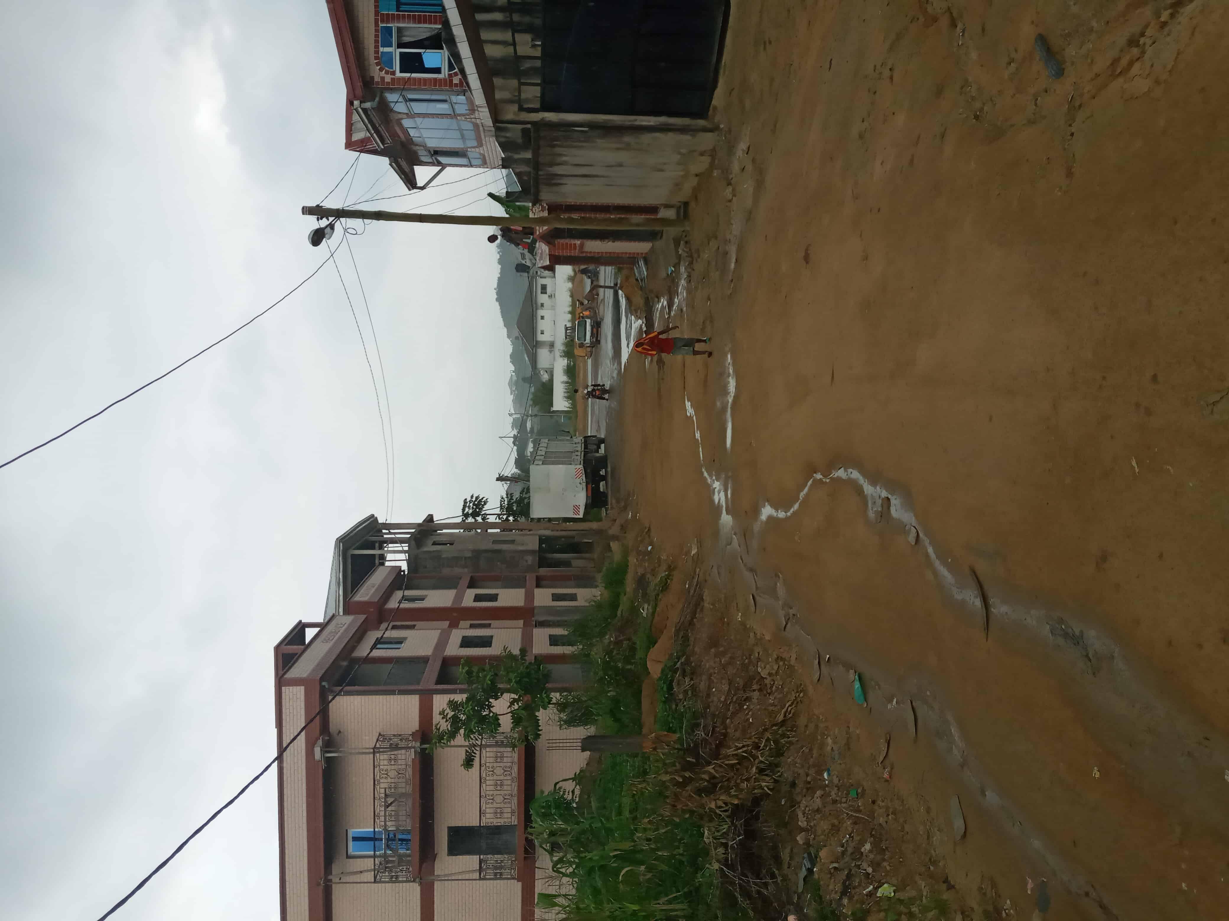 Land for sale at Douala, Yassa, Après la basse chinoise  entre colonel - 500 m2 - 20 000 000 FCFA