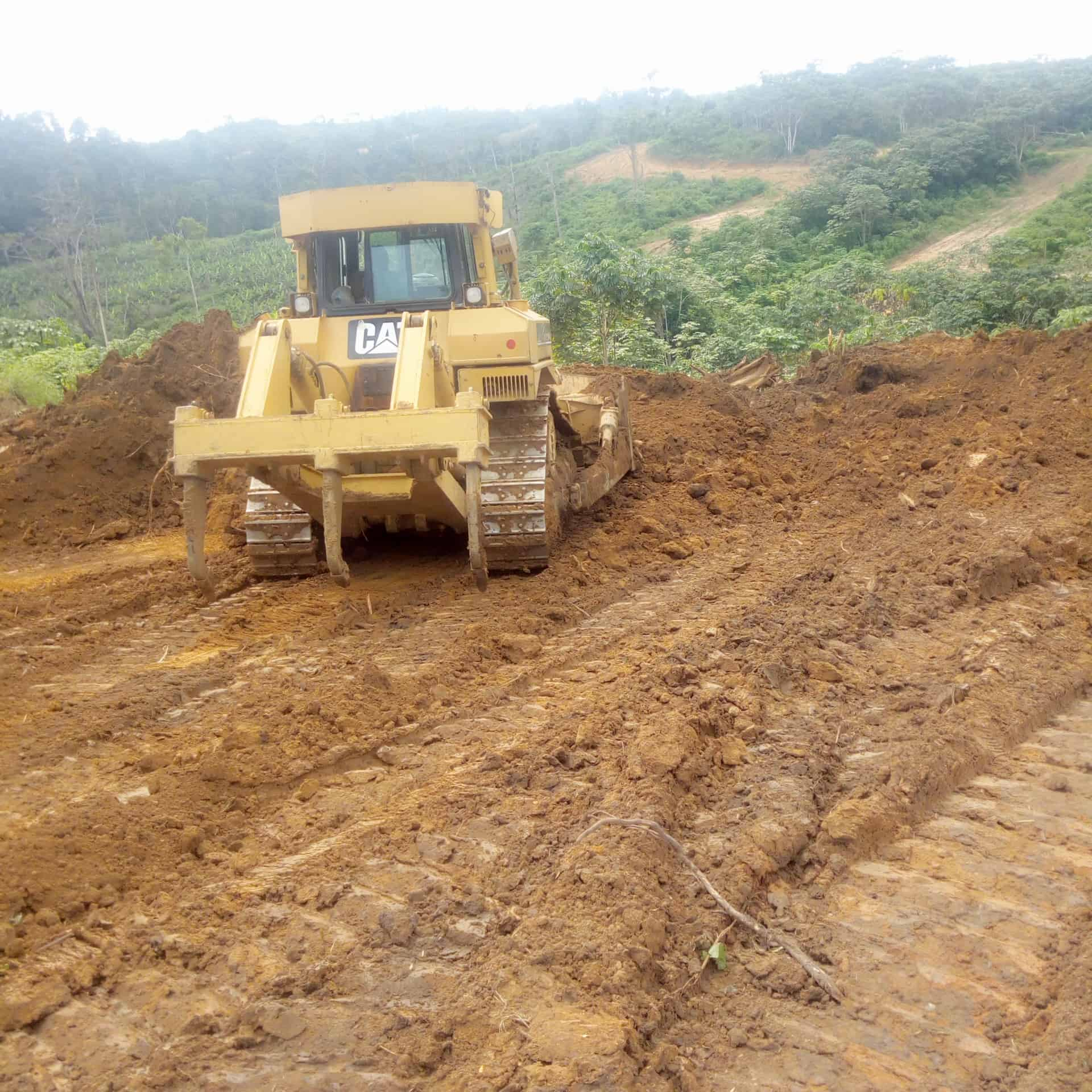 Land for sale at Douala, PK 27, Pk27 - 40000 m2 - 7 000 000 FCFA