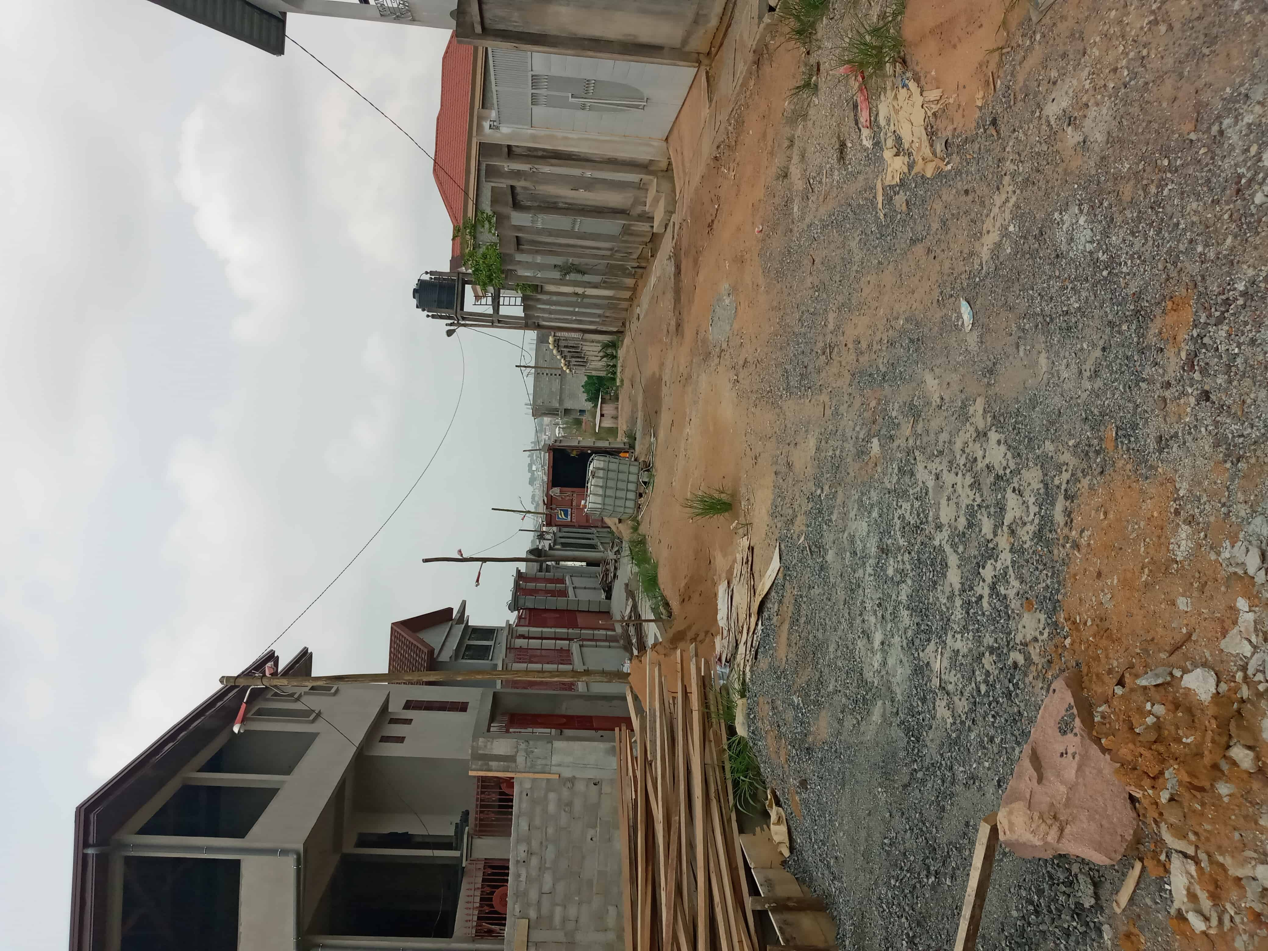Land for sale at Douala, Yassa, Cité Chirac - 526 m2 - 25 000 000 FCFA