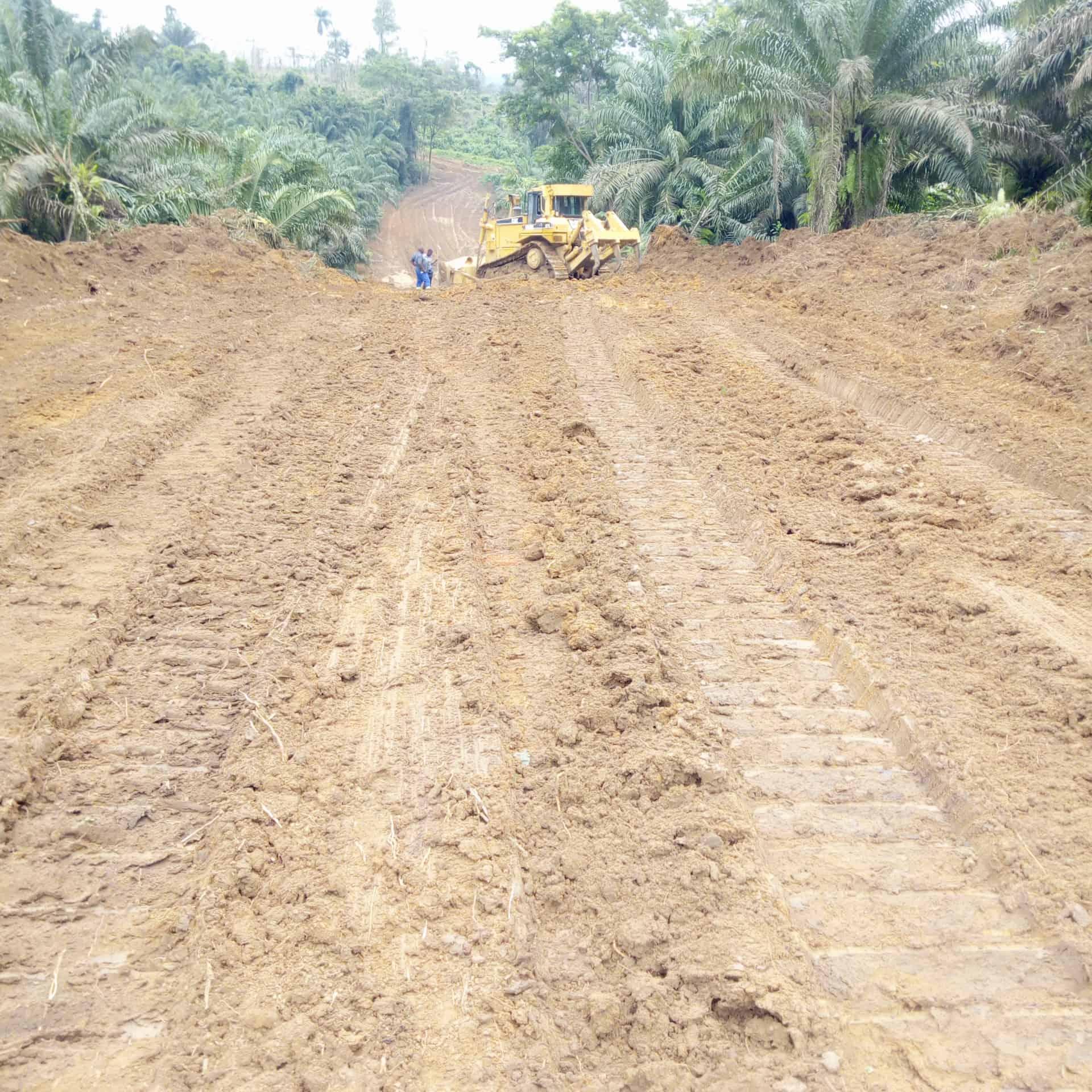 Land for sale at Douala, Lendi, Limite Gombe - 40000000 m2 - 50 000 000 FCFA