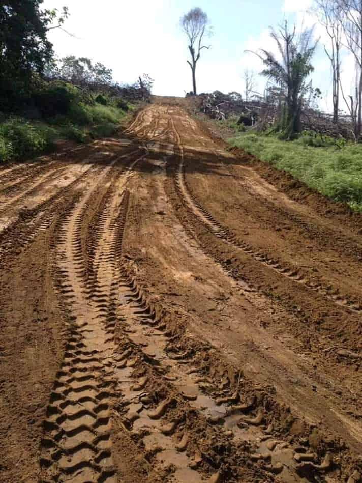 Land for sale at Douala, Bassa, Kendeck, kondjock(dibamba) - 40000 m2 - 6 000 000 FCFA