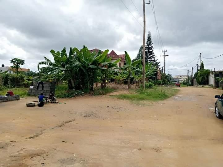Land for sale at Douala, Logpom, Derrière école camaralaye - 600 m2 - 32 000 000 FCFA