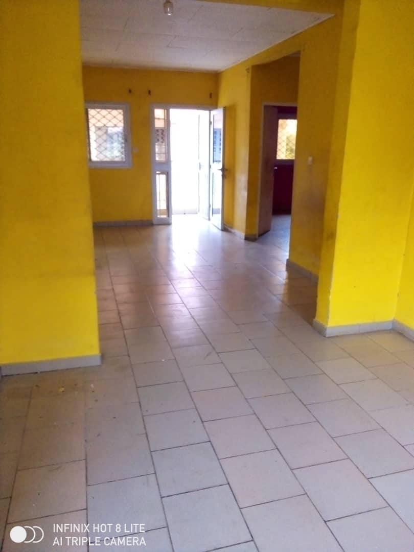 Apartment to rent - Douala, PK 14, C'est a pk13 - 1 living room(s), 2 bedroom(s), 2 bathroom(s) - 85 000 FCFA / month