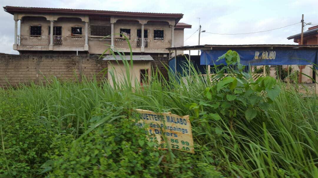 Land for sale at Douala, Nyala Bassa, PK 12 génie militaire - 70000 m2 - 8 500 000 FCFA