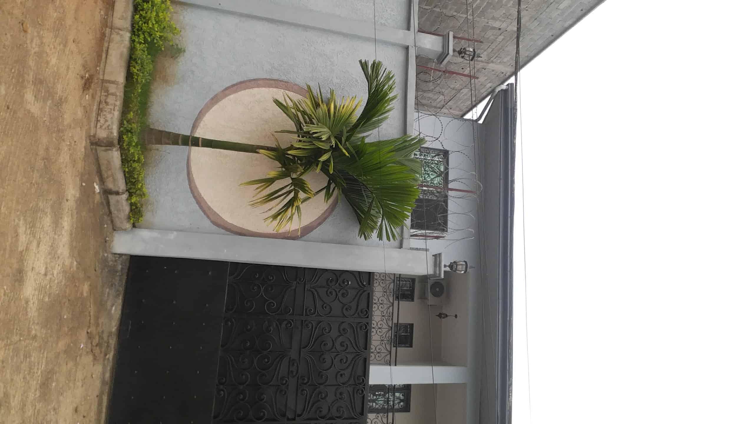 House (Duplex) to rent - Yaoundé, Bastos, Golf - 2 living room(s), 4 bedroom(s), 3 bathroom(s) - 1 200 000 FCFA / month