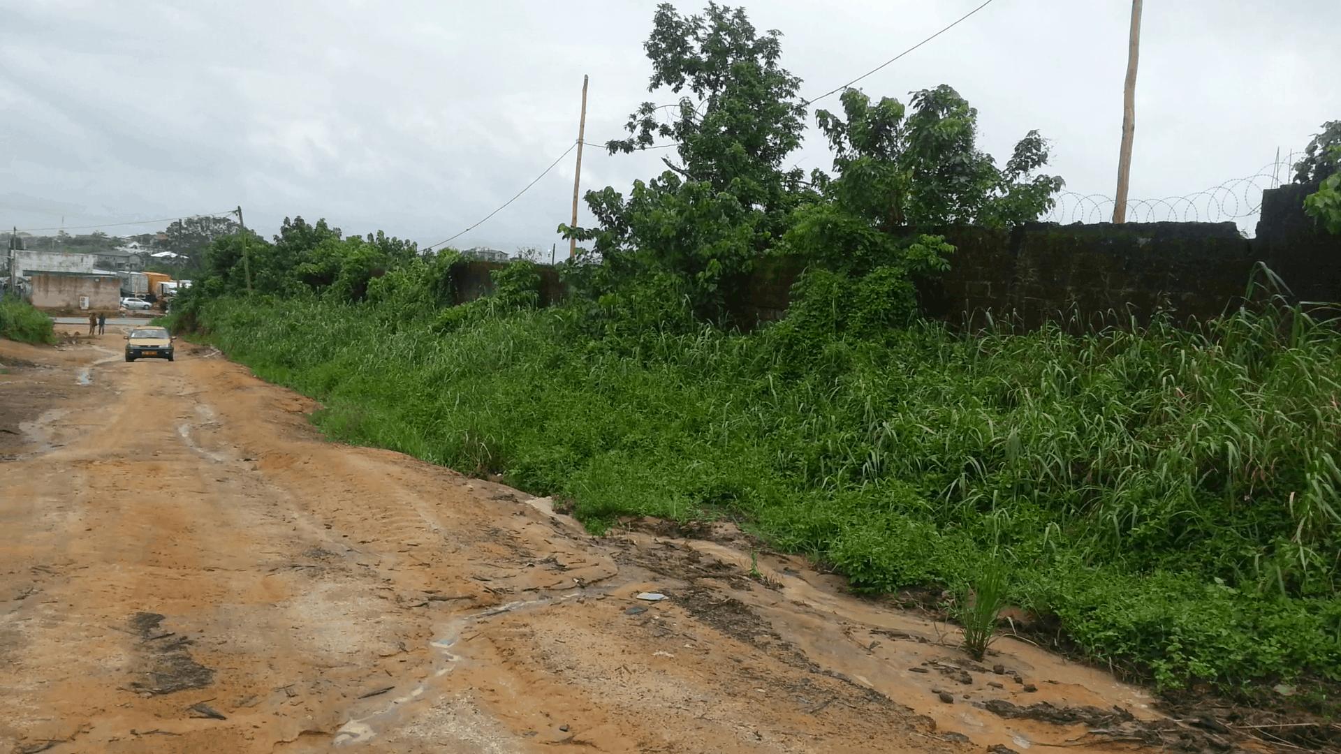 Land for sale at Douala, Yassa, après le stade Japoma - 30000 m2 - 2 100 000 000 FCFA