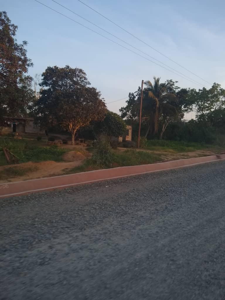 Land for sale at Douala, PK 21, Entrée Chefferie, entrée marché, carrefour pk21 - 2000 m2 - 7 000 000 FCFA
