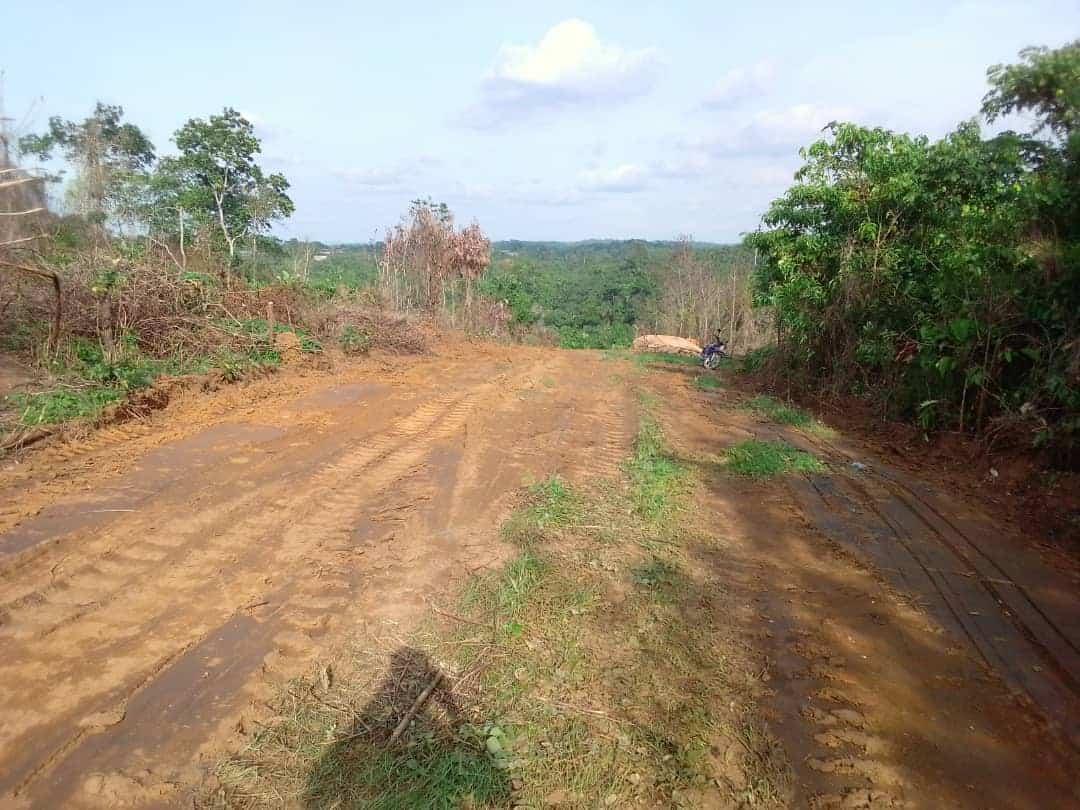 Land for sale at Douala, PK 19, Ancienne décharge et village Goma - 1000 m2 - 7 000 000 FCFA